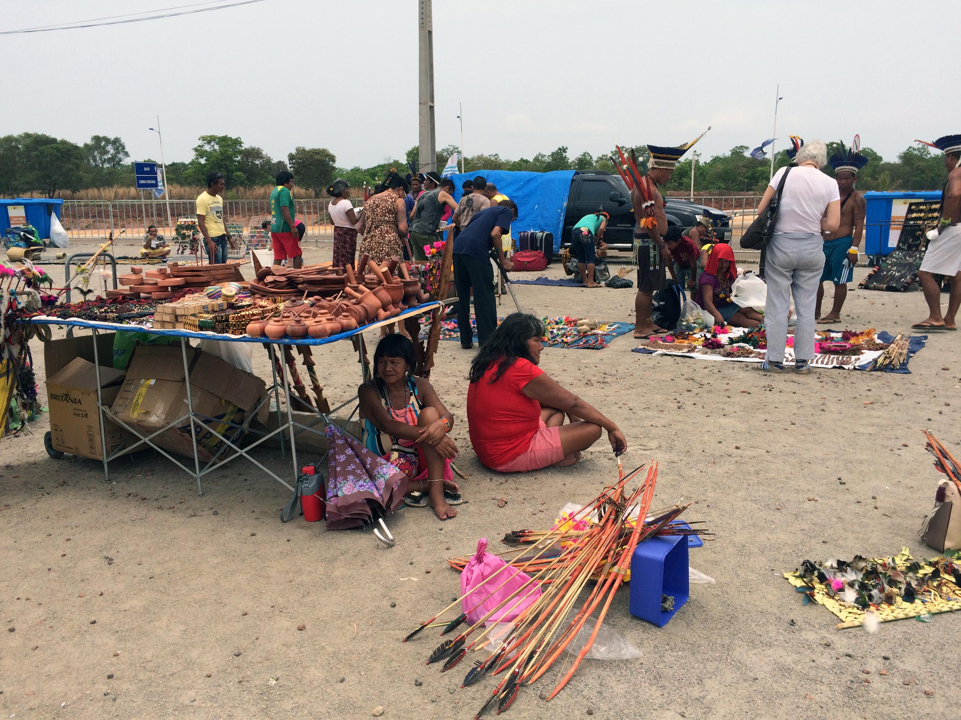 jogos indigenas isadora otoni